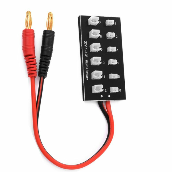 *Parallel-Ladeboard 6 x molex + 6 x PWC (mcpx)